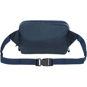 The North Face Kanga Fanny Pack blue wing teal heather/asphalt grey